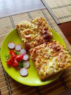 Sonkás-mascarponés melegszendvics krém