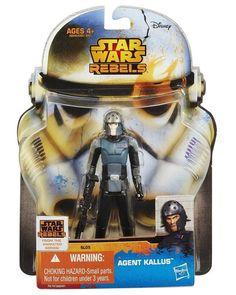 """Pick Your Own! Star Wars Rebels Saga Legends 3.75/"""" Figures"""