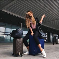 airport photography street style - Buscar con Google