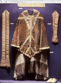 St. Thomas Becket vestments