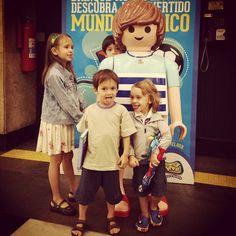 #partiu #playmobil #congonhas #cgh #instakids #kids #criancas #amigos #friends
