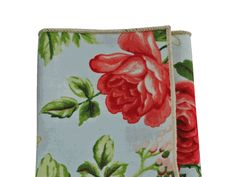 Floral Cotton Handkerchief
