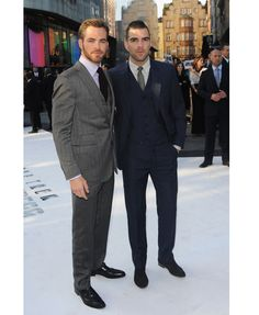 Now Trending: The Three-Piece Spring Suit - Trends for Men Spring Summer 2013 - Esquire