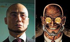 Gotham: Primeira Imagem de BD Wong Como Hugo Strange on MonsterBrain http://www.monsterbrain.com.br