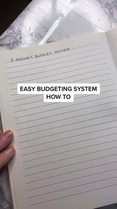 Budgeting System, Budgeting Finances, Budgeting Tips, Ways To Save Money, Money Saving Tips, Monthly Budget Template, Money Plan, Planning Budget, Financial Tips
