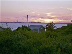 Beautiful Cape Cod sunset taken in Truro, MA.
