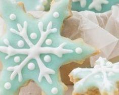 Sablés façon flocons de neige : http://www.fourchette-et-bikini.fr/recettes/recettes-minceur/sables-facon-flocons-de-neige.html