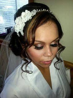 Bridal hair makeup orlando