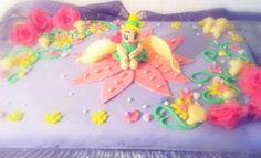 Disney Tinkerbell cake
