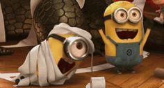 40 Minion Gifs for your viewing pleasure.