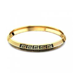 This piece of jewellery is a classic gold kada with a round, smooth edge and a precision finish to add elegance to its look. It is expensive and rich in 35 gms gold. Bracelets For Boyfriend, Mens Gold Bracelets, Braclets Gold, Jewelry Bracelets, Gents Bracelet, Bracelet Men, Romantic Gifts For Men, Gold Bangles Design, Fashion Jewellery Online