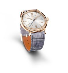 Ready to sparkle during this Holiday Season with the IWC Portofino Automatic 37. Add it to your wish list!