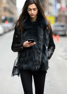 runwayandbeauty: Love this jacket! Zhenya Katava -... Fashion Tumblr | Street Wear, & Outfits