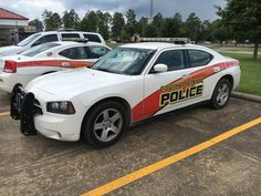 Port Arthur Police Department Dodge Charger (Texas ...