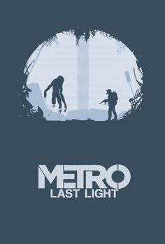 Metro: Last Light by shrimpy99 on DeviantArt