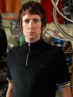 Bradley Wiggins , I love his hair here