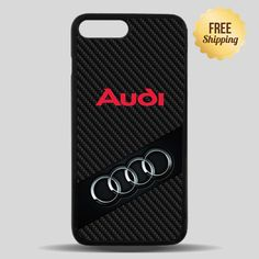 Audi Black Carbon Logo Custom For iPhone 6/6s,6/6s+,7,7+ Print On Hard Case #cheap #new #hot #rare #iphone #case #cover #iphonecover #bestdesign #iphone7plus #iphone7 #iphone6 #iphone6s #iphone6splus #iphone5 #iphone4 #luxury #elegant #awesome #electronic #gadget #newtrending #trending #bestselling #gift #accessories #fashion #style #women #men #birthgift #custom #mobile #smartphone #love #amazing #girl #boy #beautiful #gallery #couple #sport #otomotif #movie #audi #carlogo #logo