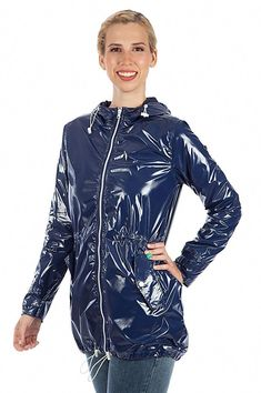 Maternity Raincoat style Jacket Nylon Waterproof - Kate by Modern Eternity