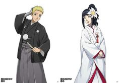 NaruHina Wedding by AiKawaiiChan on DeviantArt Shikadai, Uzumaki Boruto, Naruhina, Naruto The Movie, Uzumaki Family, Naruto Couples, Samurai Jack, Boruto Naruto Next Generations, Naruto And Hinata