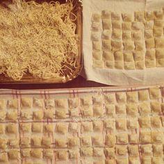 Tortelli e Pasta fatti in casa