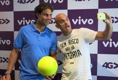 Rafael Nadal, tênis (Foto: Thiago Quintela)