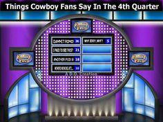 Lmao...Cowboys Suck
