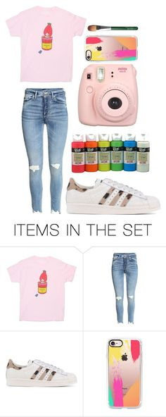 """""""Artist"""" by watermelon-cdxii ❤ liked on Polyvore featuring art and paint"""