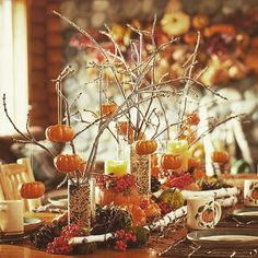 The colors of fall  #thanksgiving #decor #decorations #falldecor #fall #autumn #november #pumpkins by halloween_decor_ #halloween #halloweenideas #halloweendecor #halloweenfun
