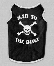 Bad to the Bone - Dog Tanktop