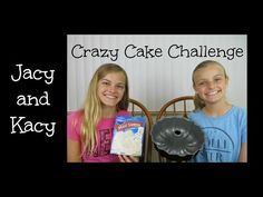 Guess the Soda Challenge ~ Jacy and Kacy - YouTube