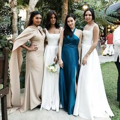 """774 Likes, 8 Comments - Tricia Centenera (@triciacentenera) on Instagram: """"So many joyful moments at #antoniorocio2017 wedding. With these girls it's always extra special.…"""""""