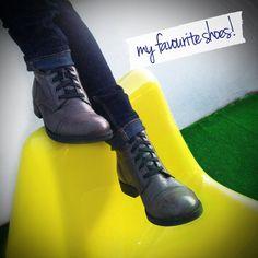 Una scarpa scattata dalla nostra amica Federica! #seipazzaperlescarpe
