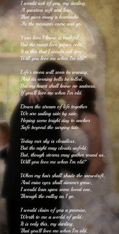 Romantic Poems  Love The Promise Poem