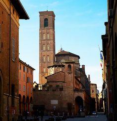 Bologna - Italy - Trafoodel Oratorio di Santa Cecila