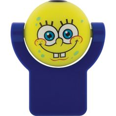 Nickelodeon Led Projectable Night Light (spongebob Squarepants) #NICKELODEON