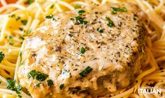 The best easy recipe for pork chops at .- The best easy slow cooker ranch pork chop recipe! Crock Pot Slow Cooker, Crock Pot Cooking, Slow Cooker Recipes, Crockpot Recipes, Cooking Recipes, Crockpot Meat, Yummy Recipes, Recipies, Chicken Recipe Few Ingredients