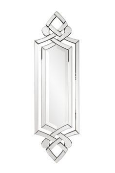 Este Venetian Mirror by Old Hollywood Glamour . Will need 2 for in your entry.