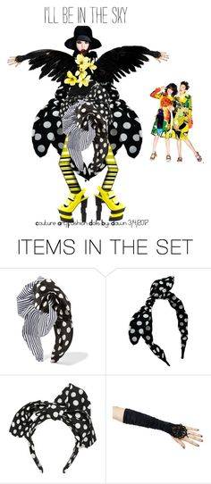 """She got the shortest straw !"" by dawn-lindenberg ❤ liked on Polyvore featuring art"