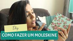 DIY   Como fazer um Moleskine   Por GavetaMix