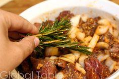 Stoofvlees (Belgian Beef Stew)