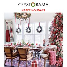 #MerryChristmas and Happy #Holidays from our #TeamCrystorama family to yours!  #CrystroramaStyle #WednesdayMotivation #WednesdayVibes #holiday #christmas #xmas