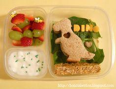 Dino-mite Dino-lunch!