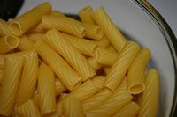 preschool pasta theme (to go along with strega Nona)