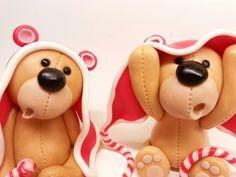 icing Santa Bear by Karolina Rit