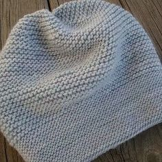 Gary hand knitted hat