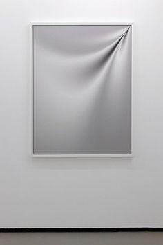 """(Untitled), at Solo Exhibition """"Michael Reisch-New Works"""" Art Blanc, Modern Art, Contemporary Art, Art Sculpture, Grafik Design, Installation Art, Design Art, Art Photography, Artwork"""