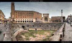 Piazza Sant' Oronzo - Anfiteatro Romano - Lecce