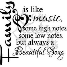 Ideas For Tattoo Music Notes Vinyl Decals Family Strength Quotes, Quotes About Strength, Aunty Acid, Quotes Arabic, Motivational Quotes, Inspirational Quotes, Yoga Quotes, Beautiful Songs, Family Love