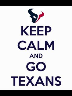 Houston Texans!!!! ❤