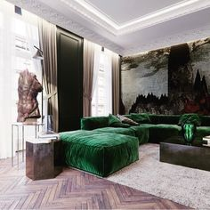 "648 Likes, 29 Comments - Ashley Stark Kenner (@ashleytstark) on Instagram: ""A Parisian morning design by @rosko.design via @jroman1964 • • • • • #art #interior #interiordesign…"""